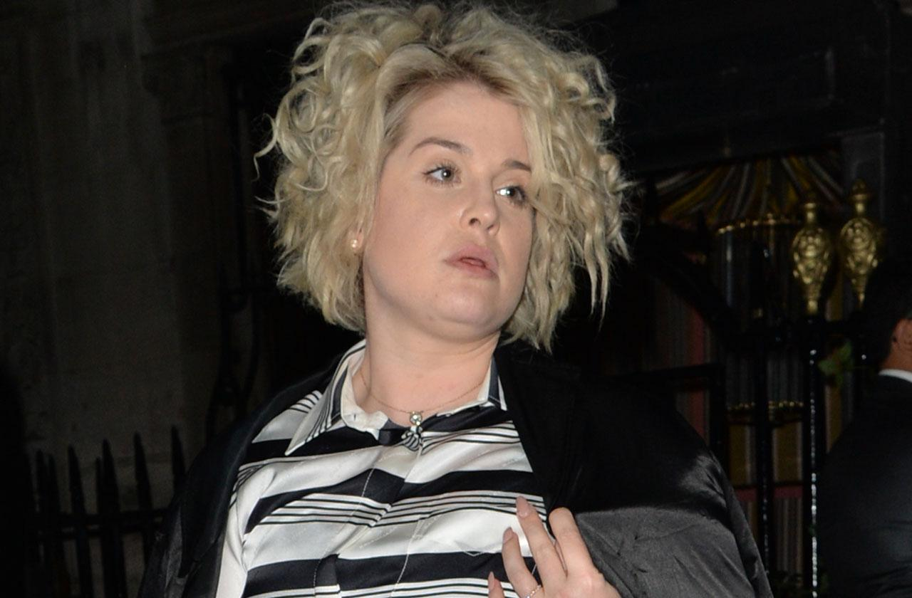 //Kelly Osbourne Sober One Year After Relapse pp