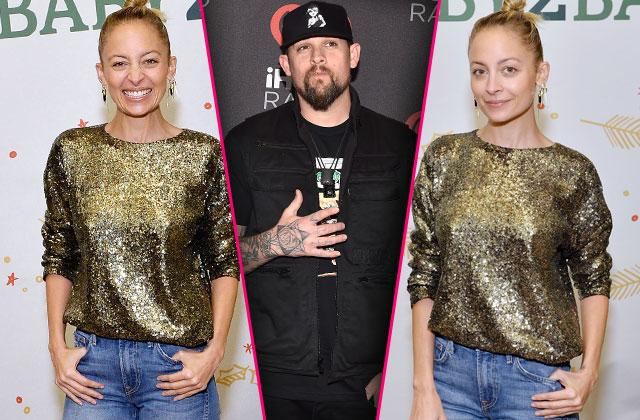 //nicole richie marriage troubles no ring red carpet pp
