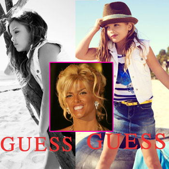 //dannielynn model guess mom