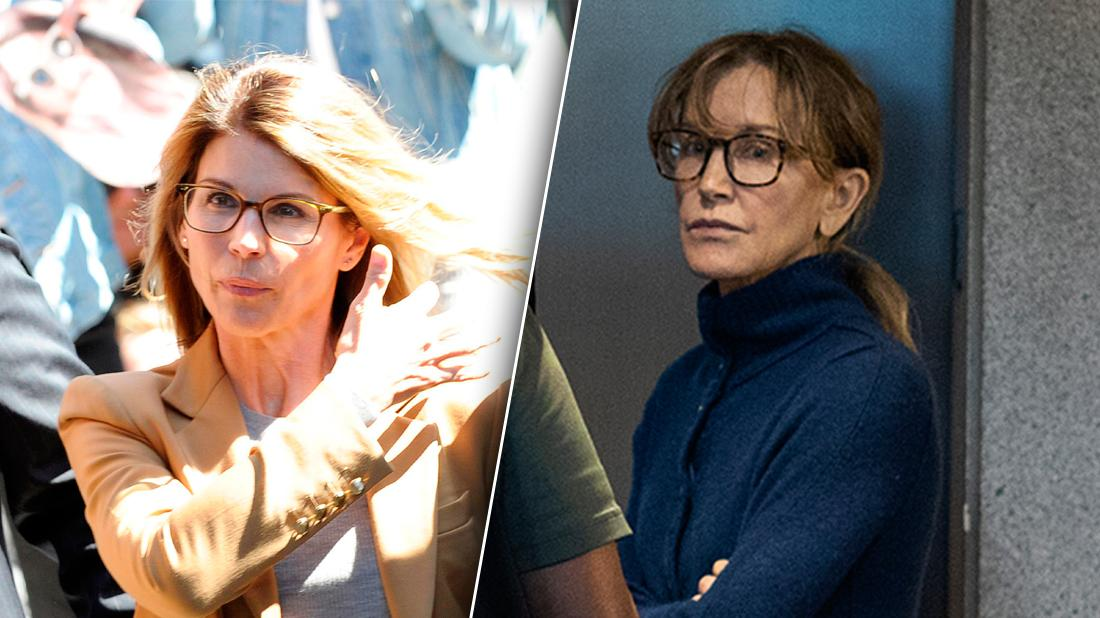 Lori Loughlin & Felicity Huffman Fac 20 Years In Prison For College Admissions Scam