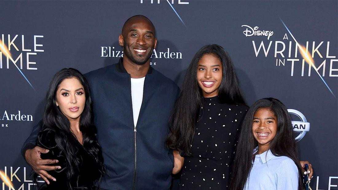Vanessa Bryant 'Completely Devastated By The Sudden Loss' After Kobe & Gigi Die In Helicopter Crash