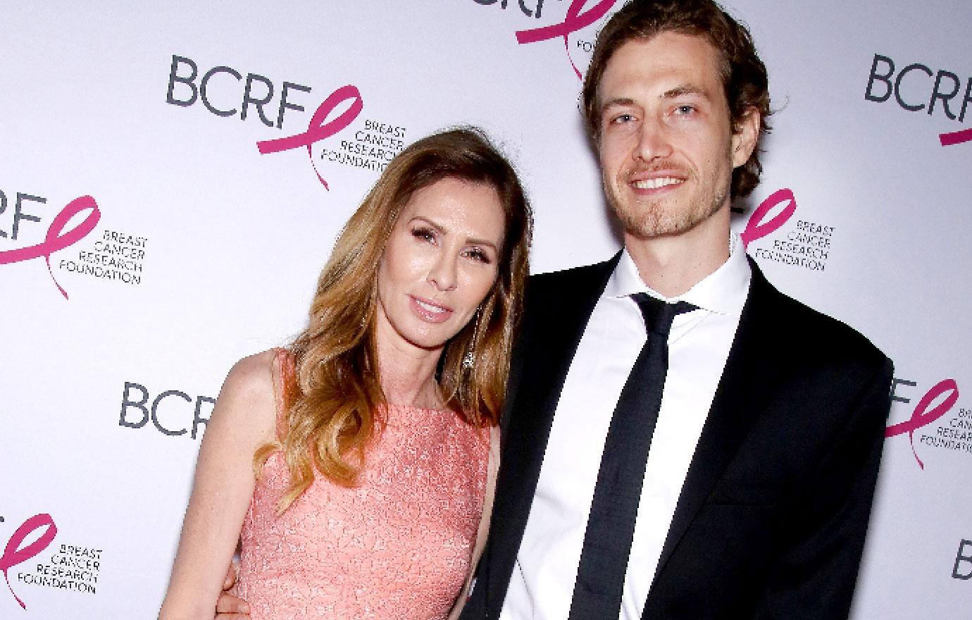 Rhony Star Carole Radziwill Split Rumors Boyfriend Adam Kenworthy