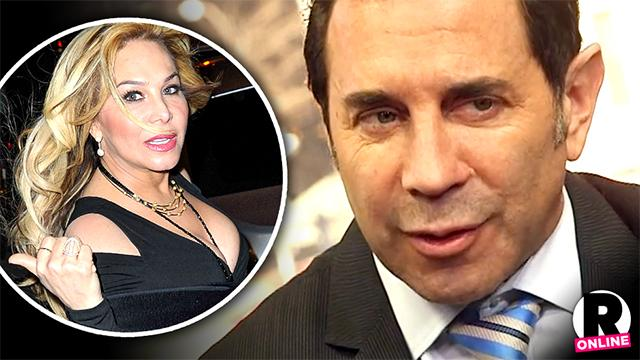 Dr. Paul Nassif Adrienne Maloof Make Up