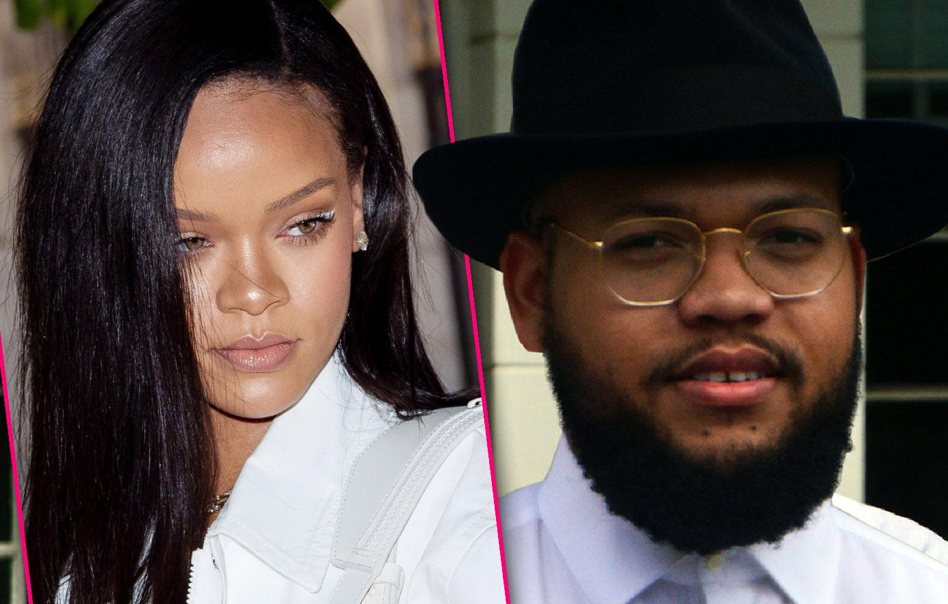 Rihanna's Brother In Court After Alleged Assault Arrest