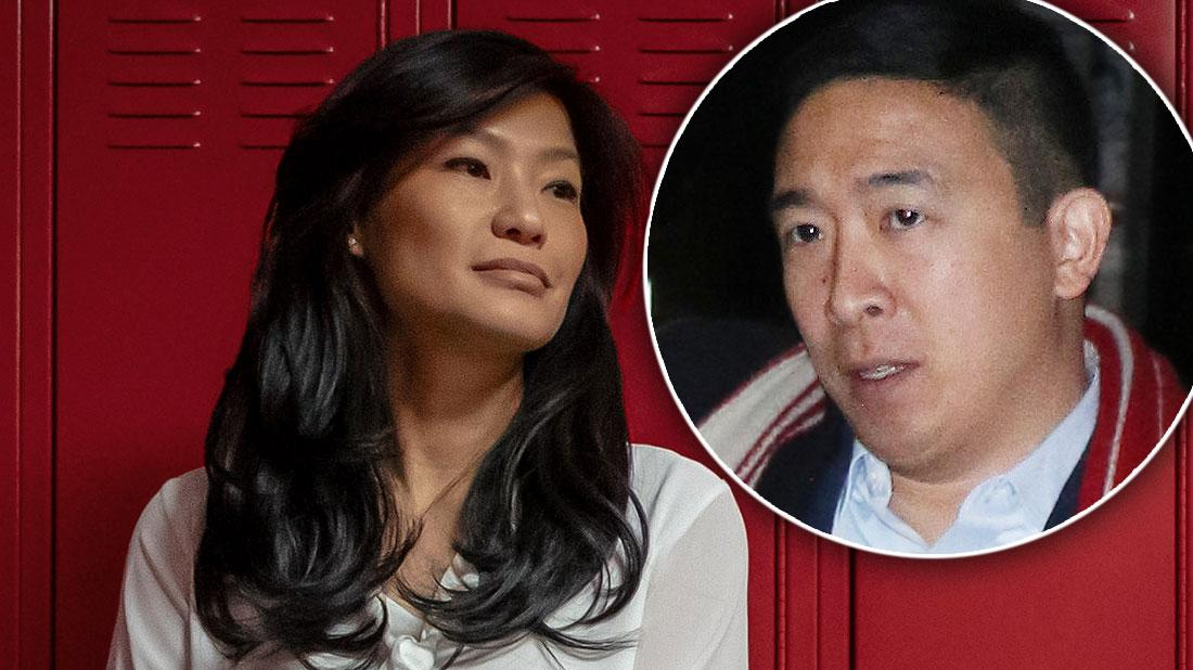Andrew Yang's Wife Evelyn Says She Was Molested By Gynecologist