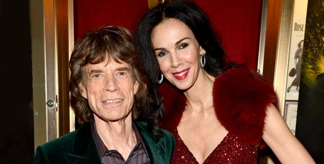 //mick jagger lwren scott wide