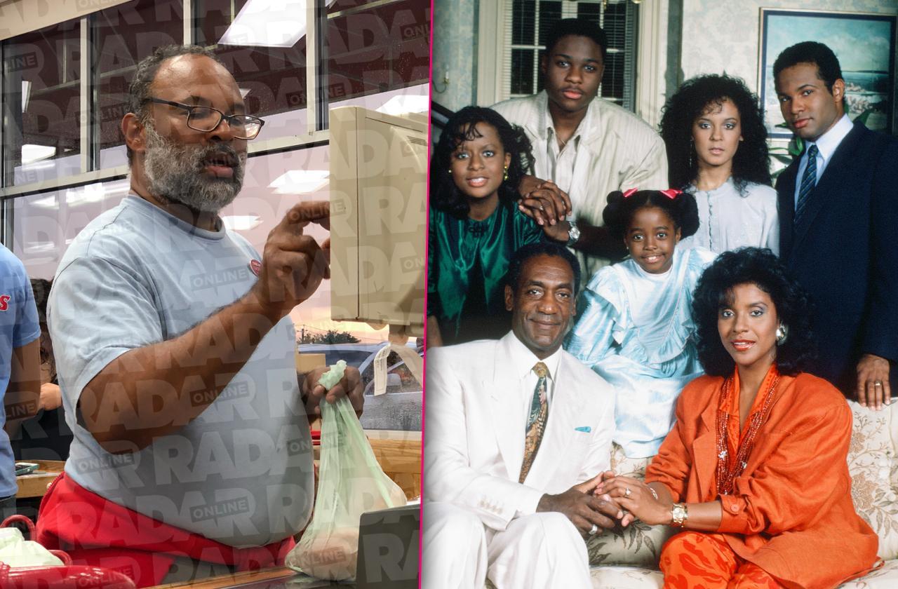 'Cosby' Show Elvin Tibideaux Actor Geoffrey Owens Cashier Job
