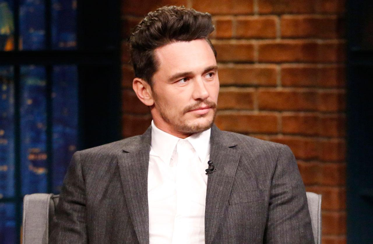 James Franco In A Bad Place