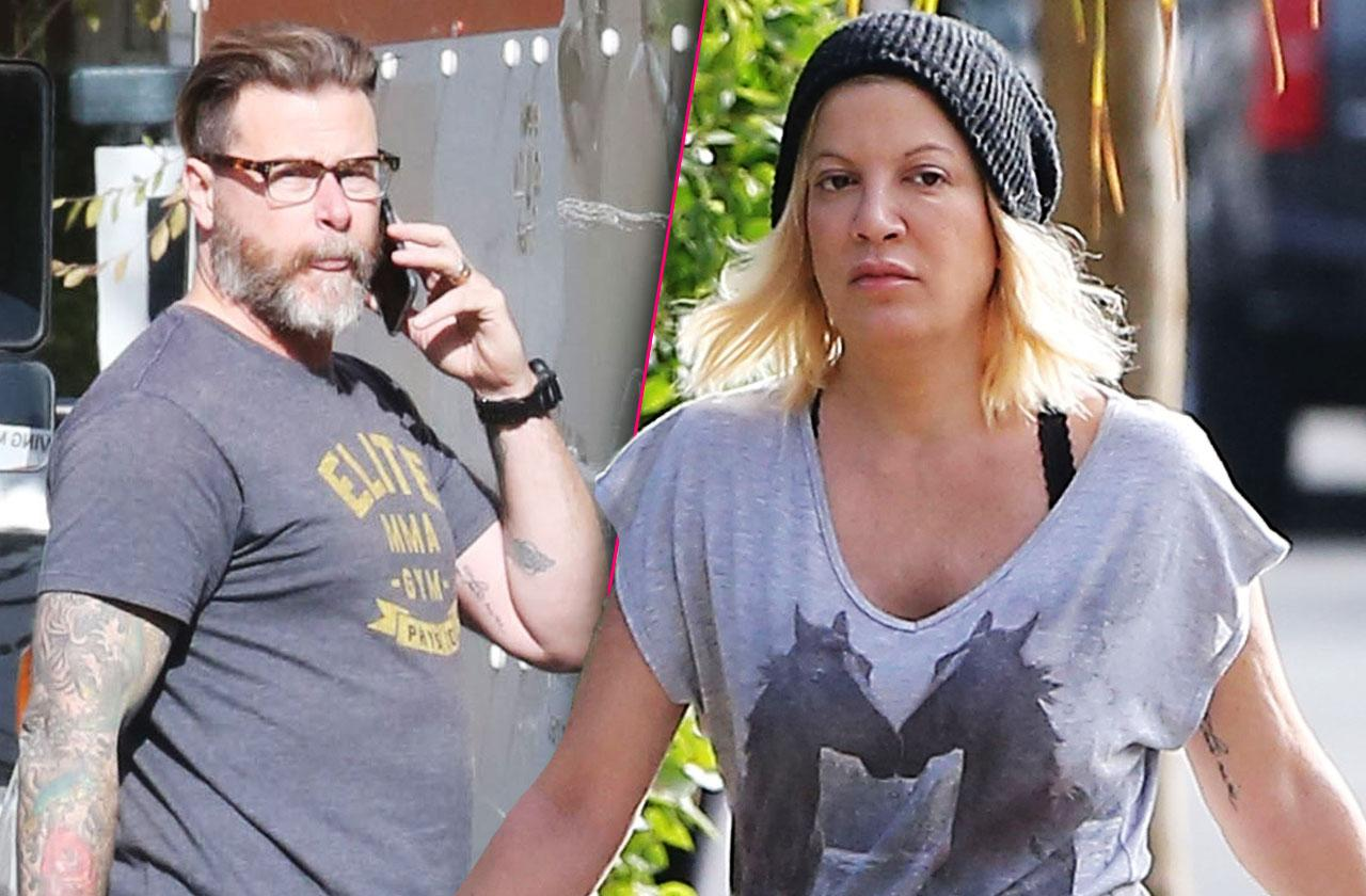 //tori spelling dean mcdermott domestic incident pp