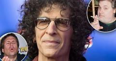 Howard Stern Responds Artie Lange