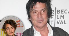 Tommy Lee Paid 130K Son Brandon Rehab