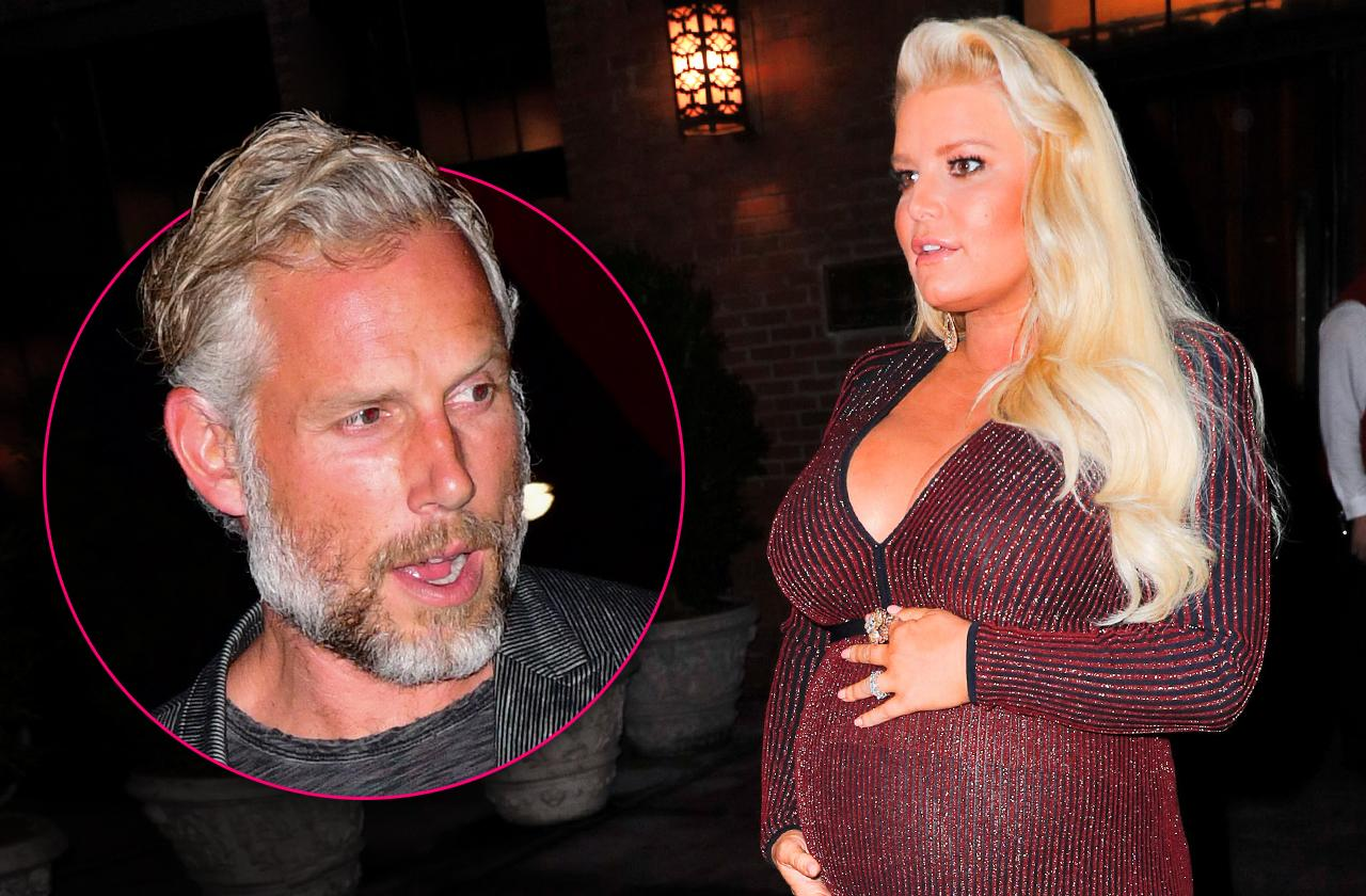 Jessica Simpson Refuses To Have Sex With Husband Eric Johnson During Pregnancy
