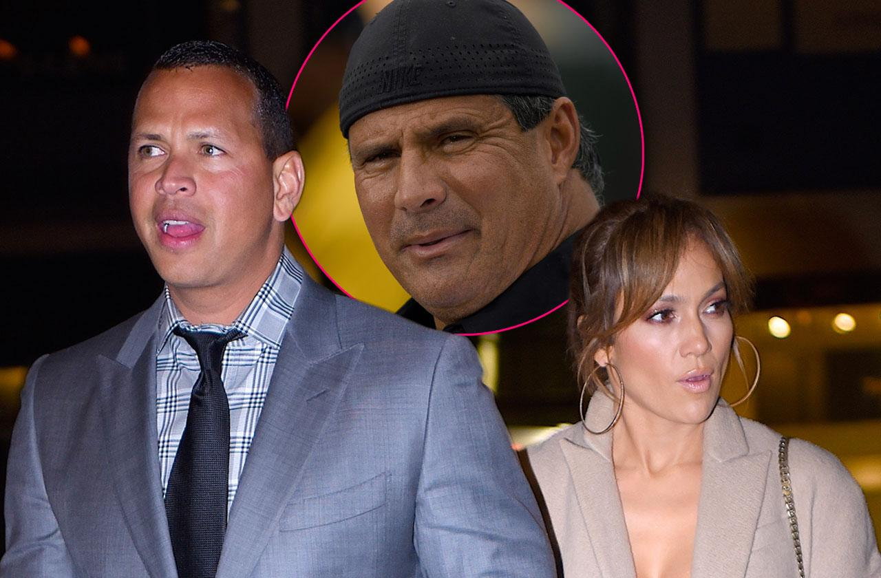 Jose Canseco Accuses Alex Rodriguez Cheating Jennifer Lopez Proposal