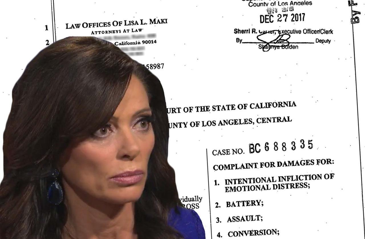 Real Housewives Beverly Hills Carlton Gebbia Housekeeper Lawsuit