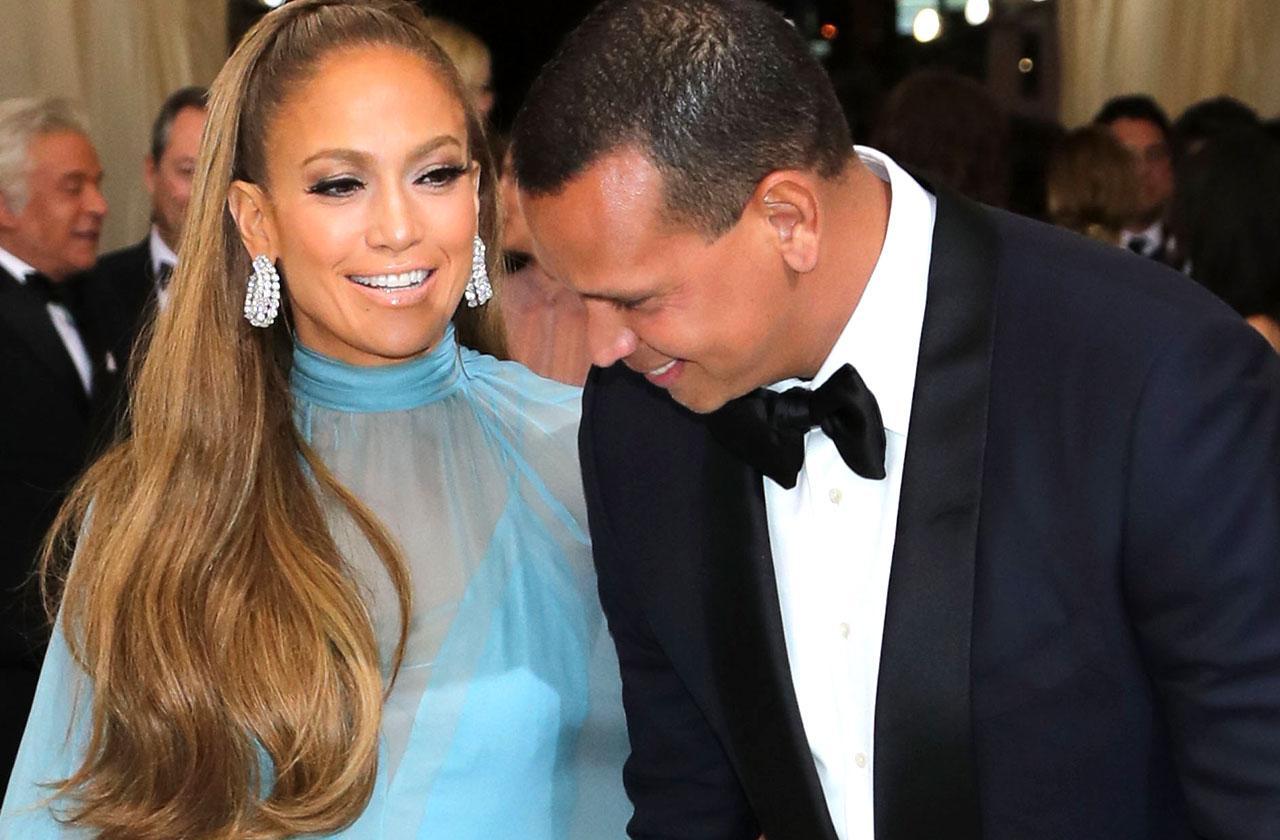 Jennifer Lopez Wants Baby With Boy Toy Alex Rodriguez