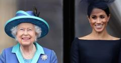 Queen Elizabeth Sympathy Meghan Markle Family Problems
