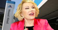 //joan rivers recovers