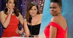 Amy Poehler Tina Fey Leslie Jones Oscar Host