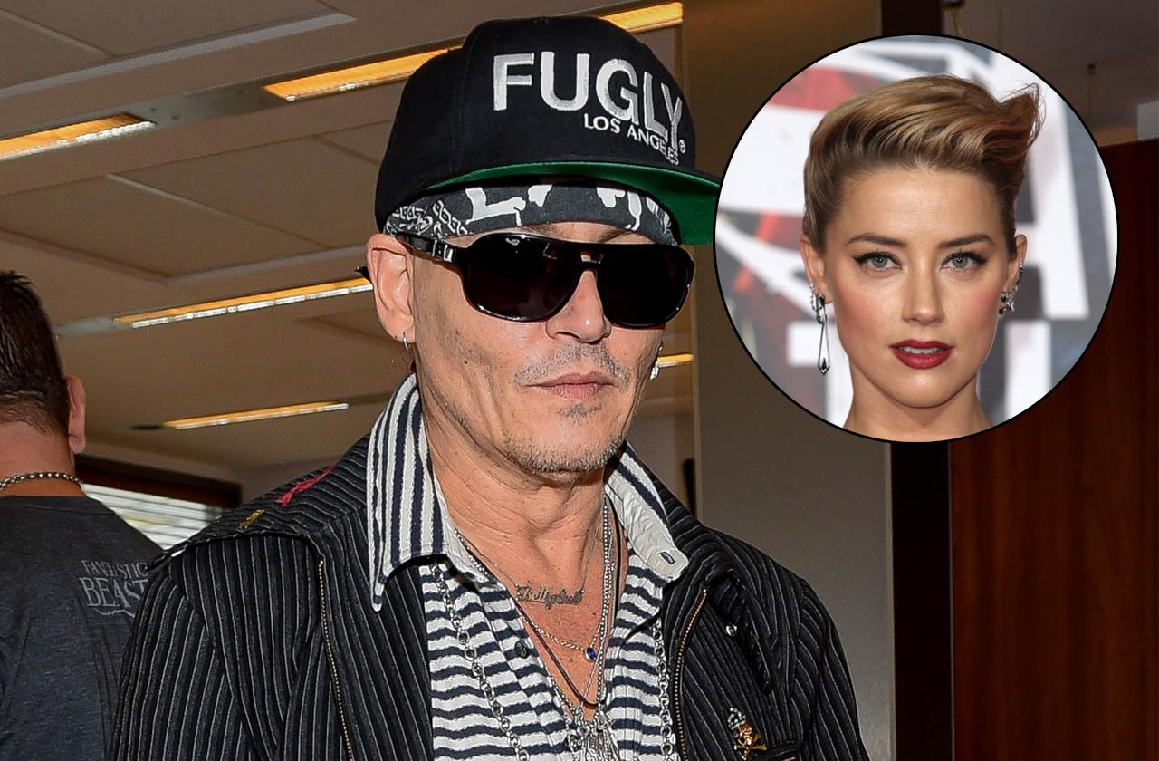 //johnny depp blames amber heard for his gaunt appearance pp