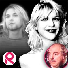 //courtney love told father one would would kill rock star kurt cobain nirvana sq