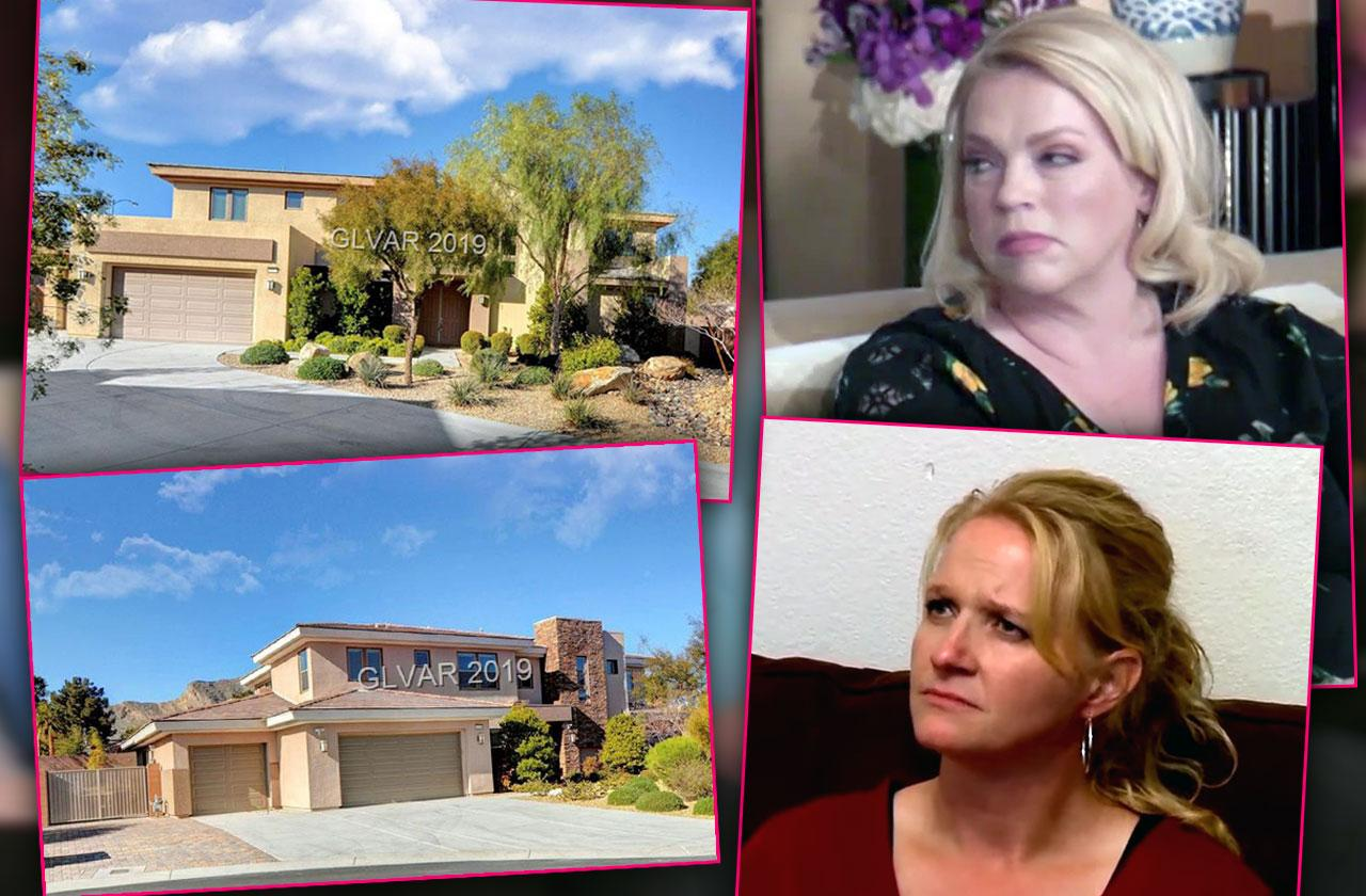 sister wives janelle christine brown cut price las vegas homes