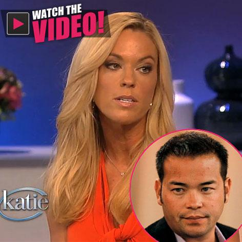 //kate gosselin katie couric show