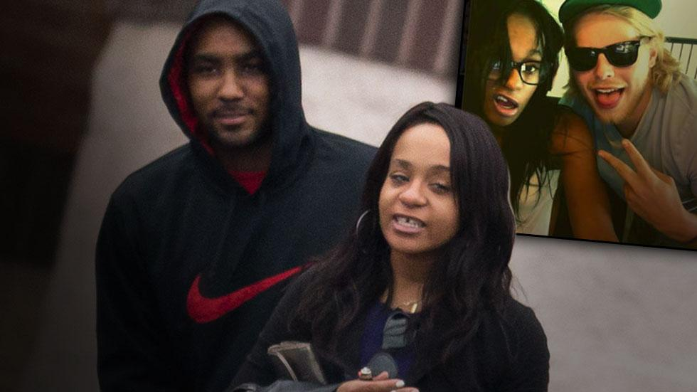 //bobbi kristina brown nick gordon bff arrested