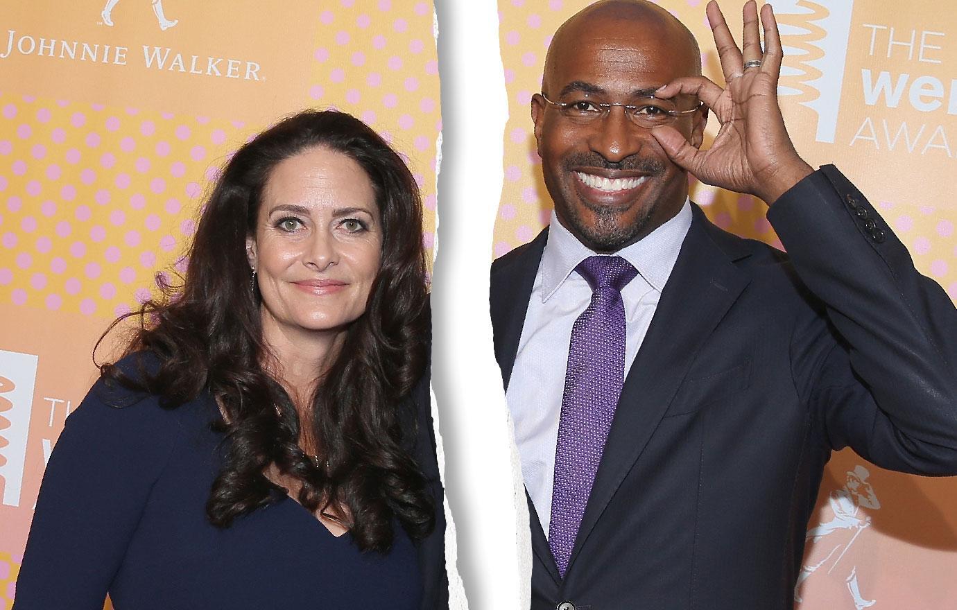 Wife Of CNN's Van Jones Files For Divorce