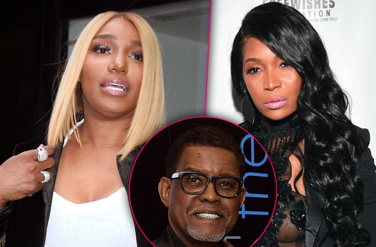 Marlo Hampton Calls NeNe Leakes Bad Wife RHOA Fight Gregg