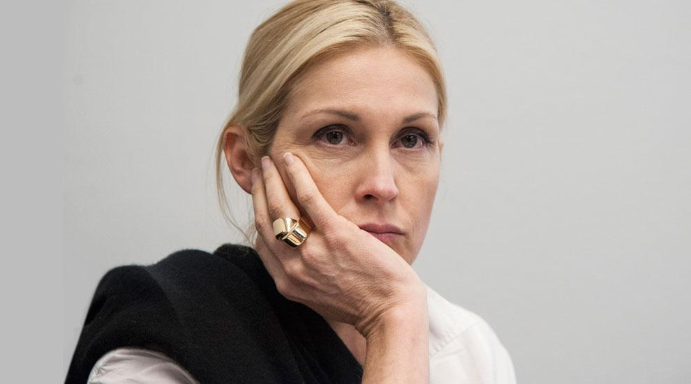 Kelly Rutherford Judge
