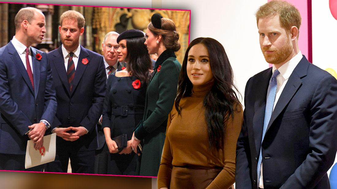 Prince Harry Left Royal Family On Bad Terms With William