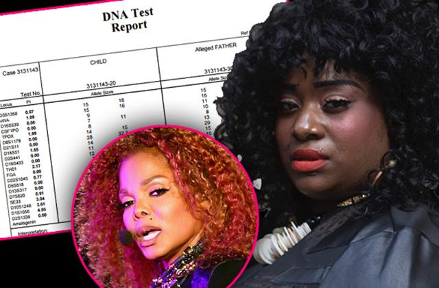 janet jackson love child claims james debarge dna test results