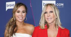 Kelly Dodd & Vicki Gunvalson Make Up