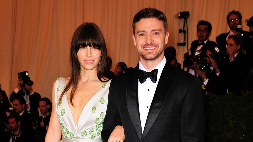 Justin Timberlake Confirms Jessica Biel Is Pregnant