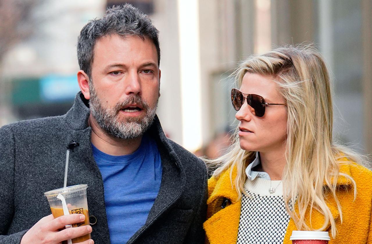 Ben Affleck Lindsay Shookus Breakup SN' Cast Mates Side