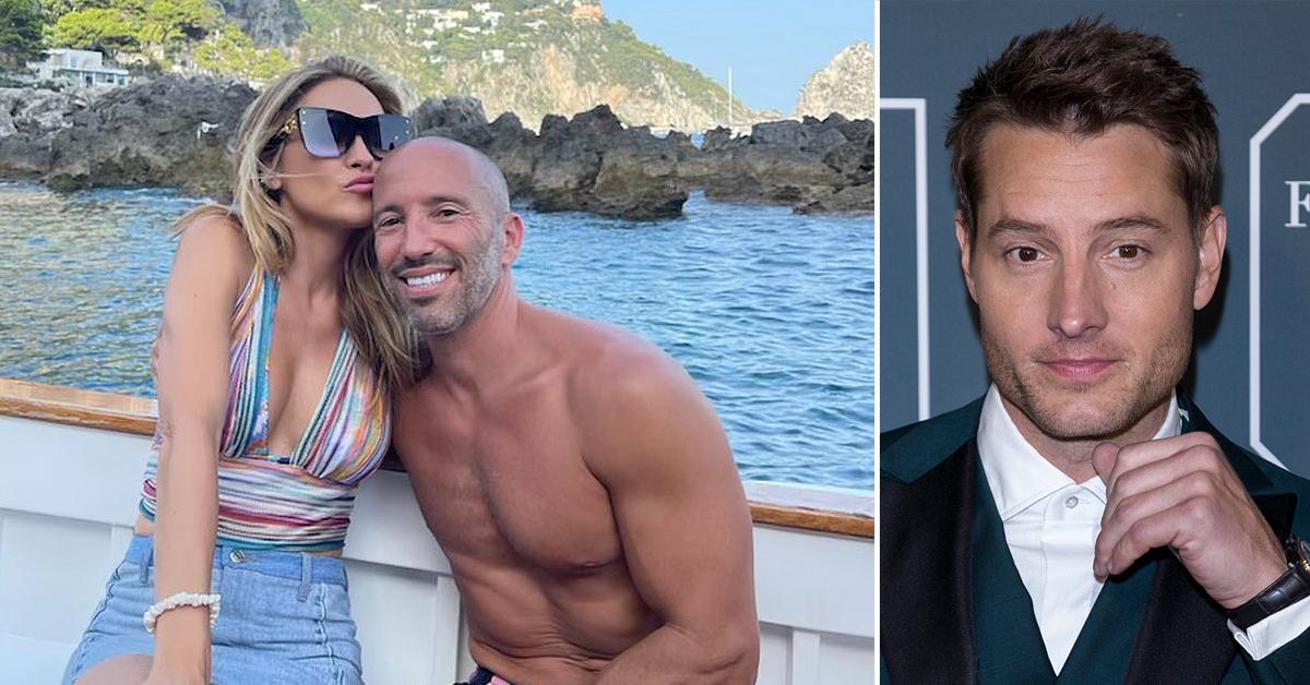 selling sunset chrishell stause dating jason oppenheim couple debut instagram divorce