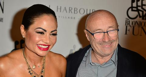 phil collins ex wife reveals what life was life