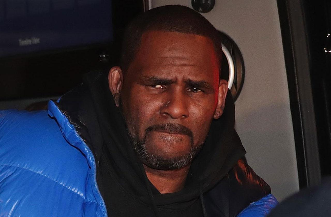 R. Kelly Pleads Not Guilty Sexual Abuse Charges