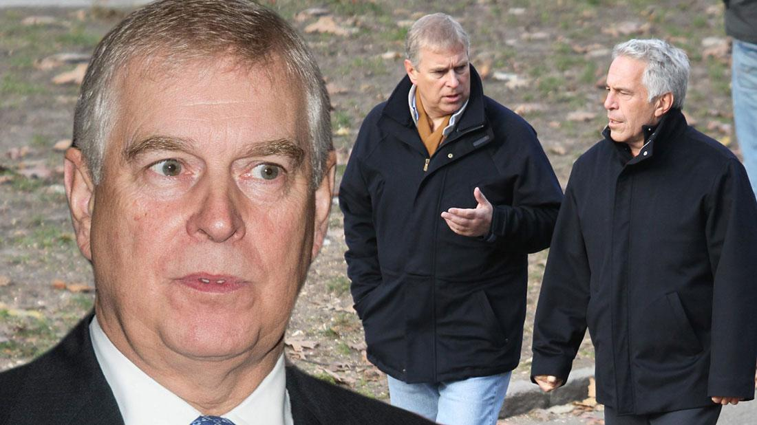 Prince Andrew Steps Away From Royal Duties After Epstein Interview