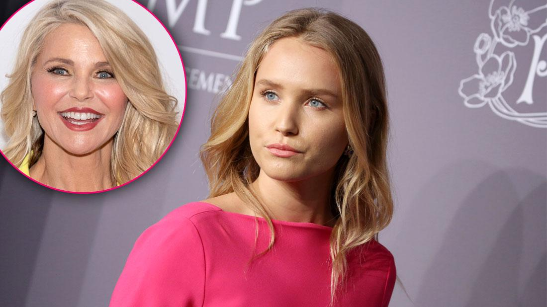 'DWTS' Feud! Stars 'Irritated' Over Christie Brinkley's Daughter's Addition To Cast
