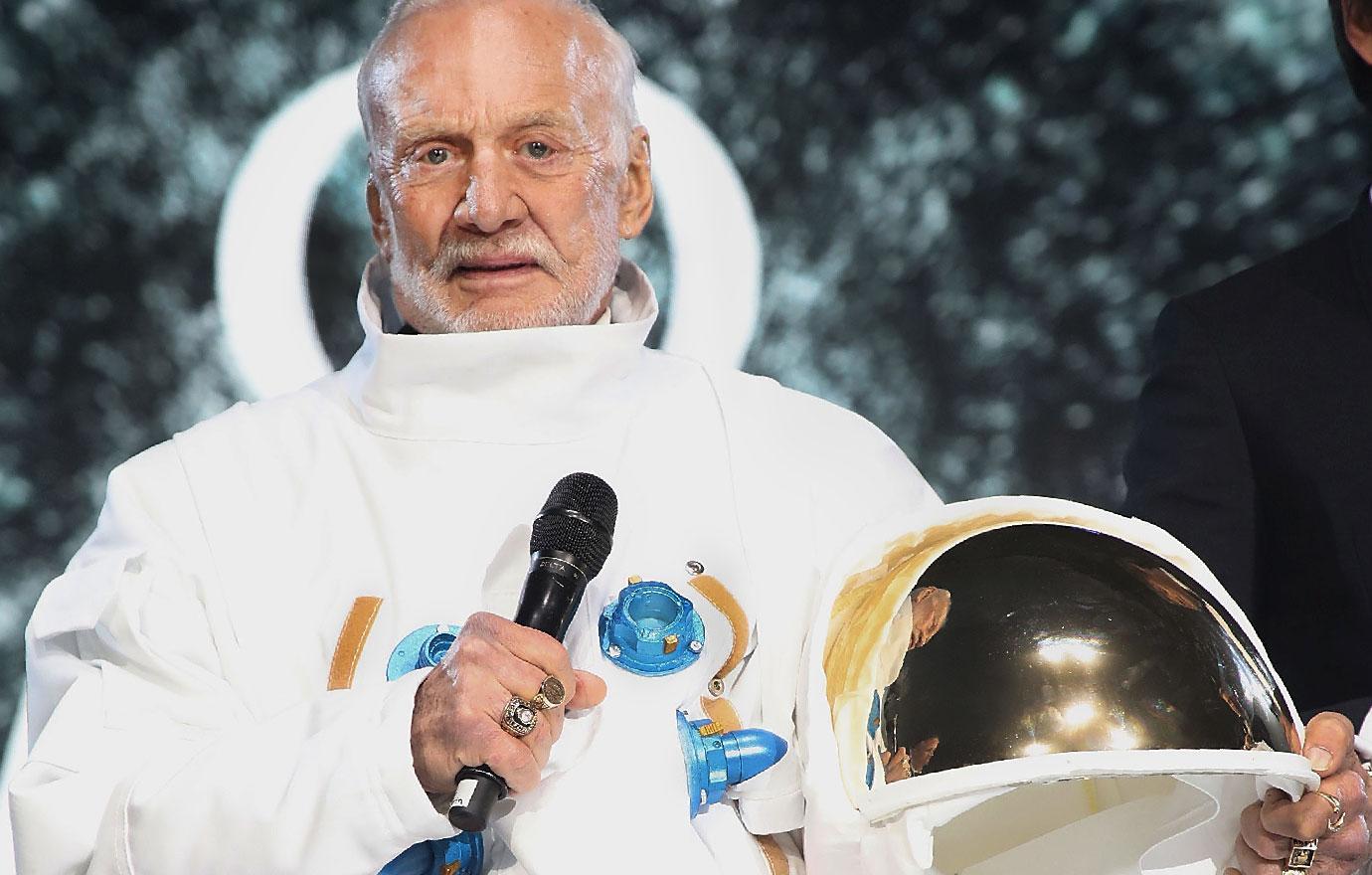 Buzz Aldrin's Kids Cite Prior Mental Health Evaluations Guardianship Case