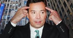 Jimmy Fallon Rushed To Hospital Again -- Alcohol To Blame?