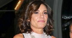 Luann de Lesseps was ordered back to rehab