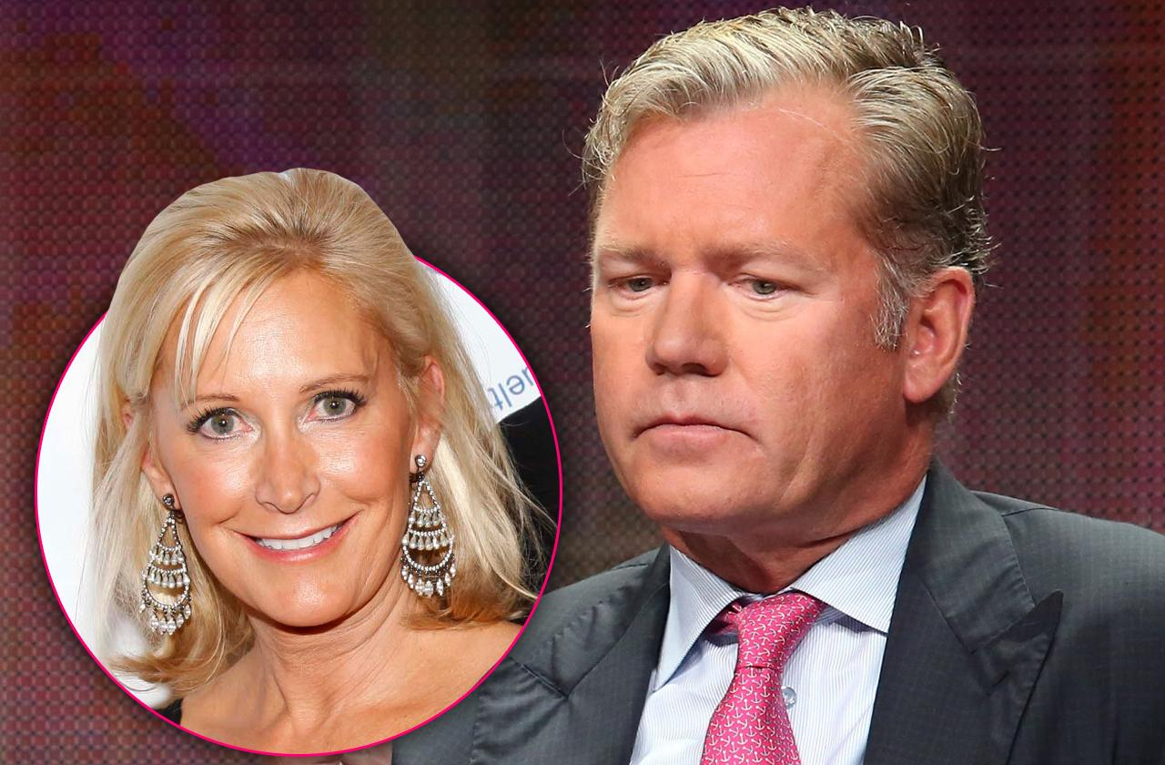 To Catch A Predator Star Chris Hansen Wife Files Divorce