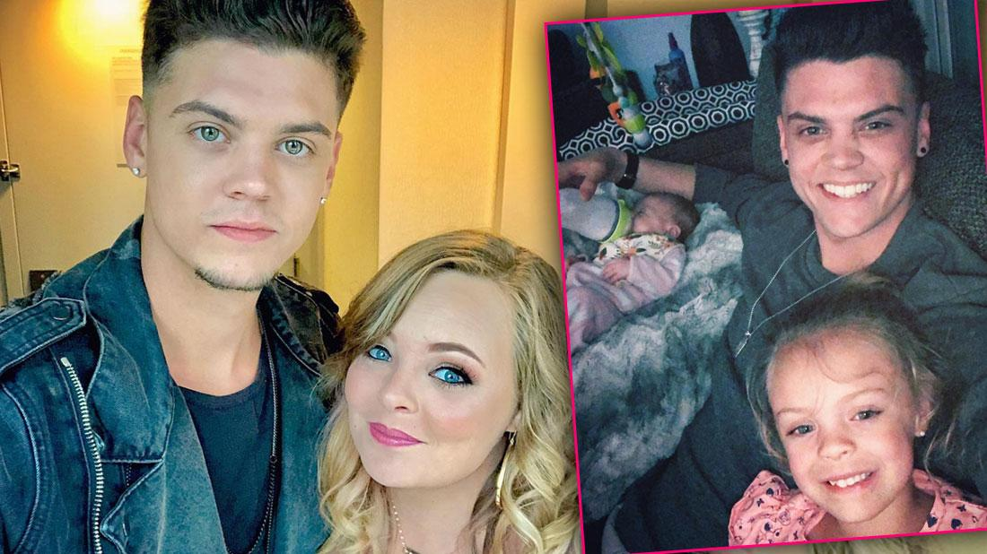 'TMOG' Catelynn Lowell Insists She Trusts Husband Tyler 'With Everything' 1 Year After Separation