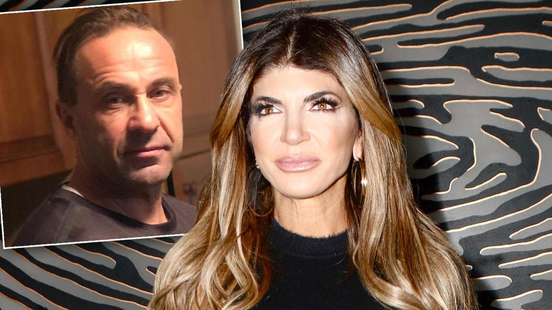 Teresa Giudice Hit With $13K Tax Lien, Still Owes Over