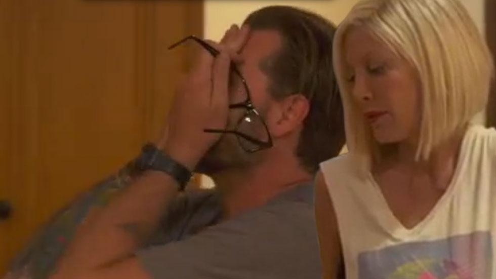 //tori spelling and dean
