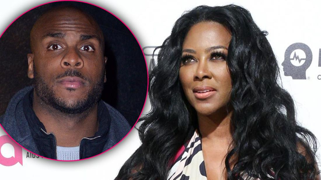 Matt Jordan Looking Upset Inset With Kenya Moore Looking Worried
