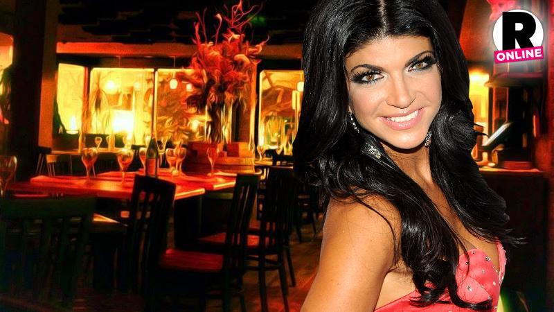 //teresa giudice fresco restaurant every night pp sl