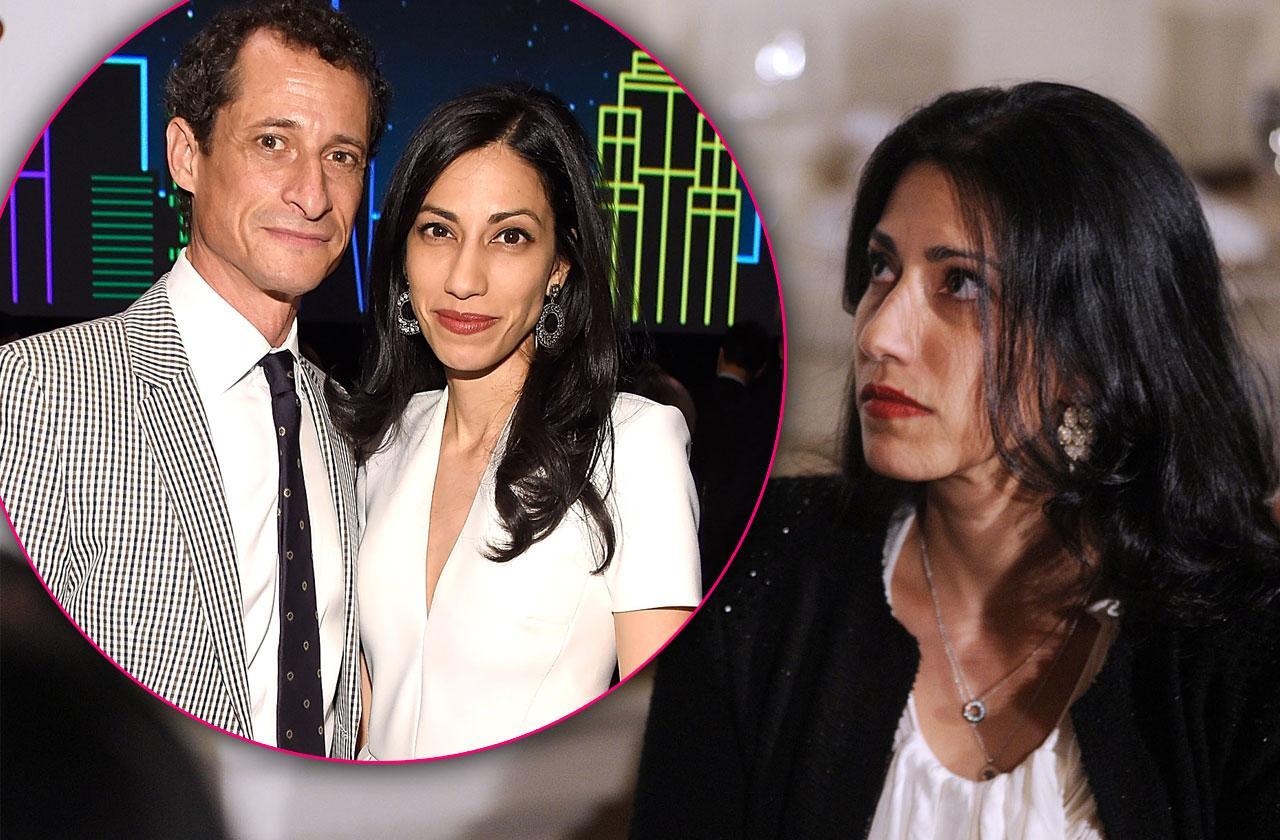 Huma Abedin Calls Off Divorce Anthony Weiner